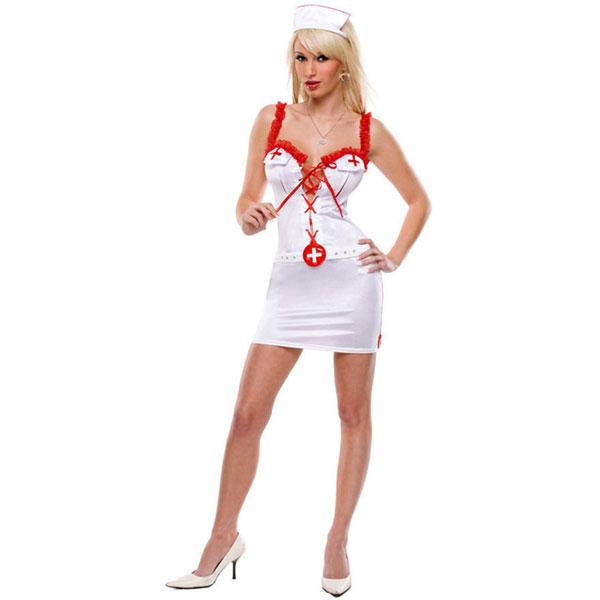 """ki02200SM - Игровой костюм """"Секретная медсестра"""""""