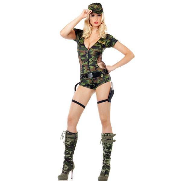 "ki02293SM - Игровой костюм ""Спецназ"""