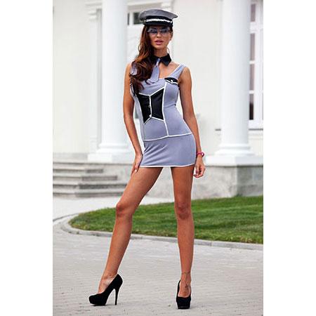 """xs40061G - Игровой костюм """"Сержант морской полиции"""""""