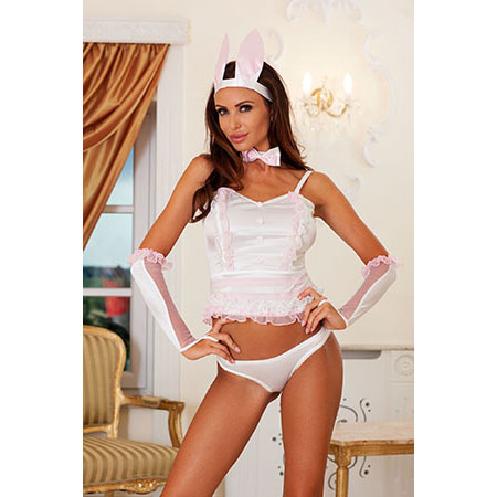 "xs40067W - Игровой костюм ""Xsensual Lingerie - Bunny"""