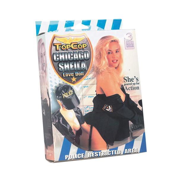 """t120067 - Кукла """"Top Cop"""""""