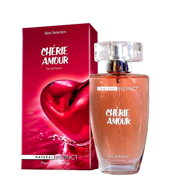 "pp00077 - Духи с феромонами ""Cherie Amour - Natural Instinct"" женские, 50 ml"
