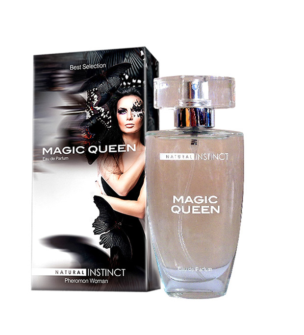 "pp00082 - Духи с феромонами ""Magic Queen - Natural Instinct"" женские, 50 ml"