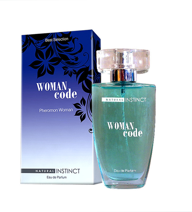 "pp00086 - Духи с феромонами ""Woman Code - Natural Instinct"" женские, 50 ml"