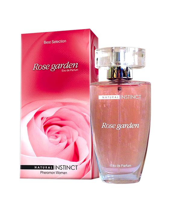 "pp00084 - Парфюмерная вода с феромонами ""Rose Garden"", 50 ml"