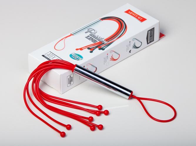 sk6010-2 - Мини-плеть с шариками