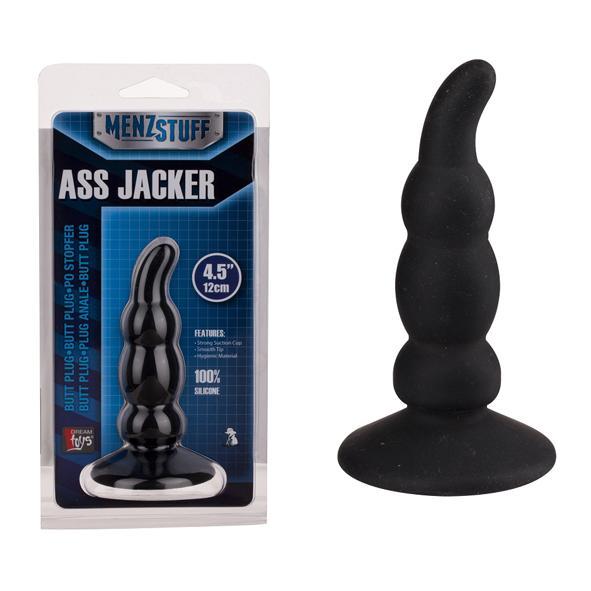 """dd20688 - Анальный стимулятор """"Ass Jacker"""""""