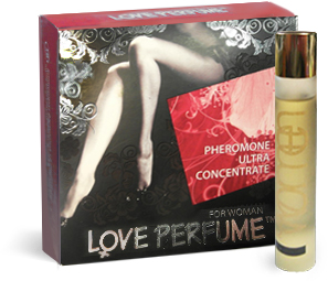 "rp00015 - Концентрат феромонов ""Love Perfume for Woman"", 10 ml"