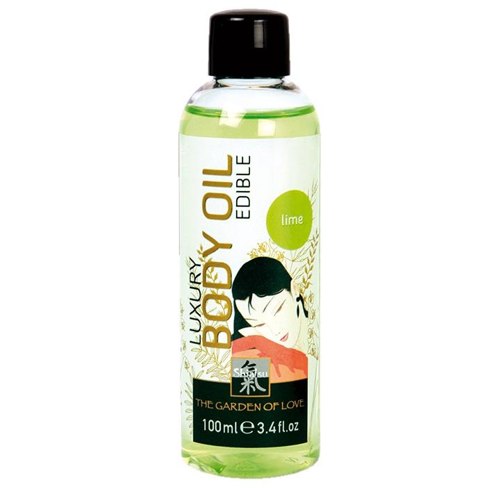 """ht66017 - Массажное масло """"Shiatsu Lime"""", 100 ml"""