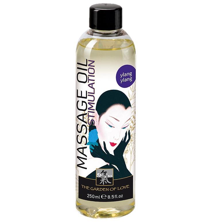 """ht66005 - Массажное масло """"Shiatsu Ylang Ylang"""", 250 ml"""