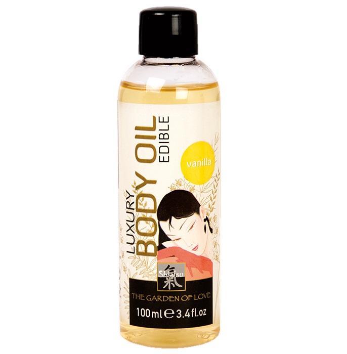 "ht66015 - Массажное масло ""Shiatsu Vanilla"", 100 ml"