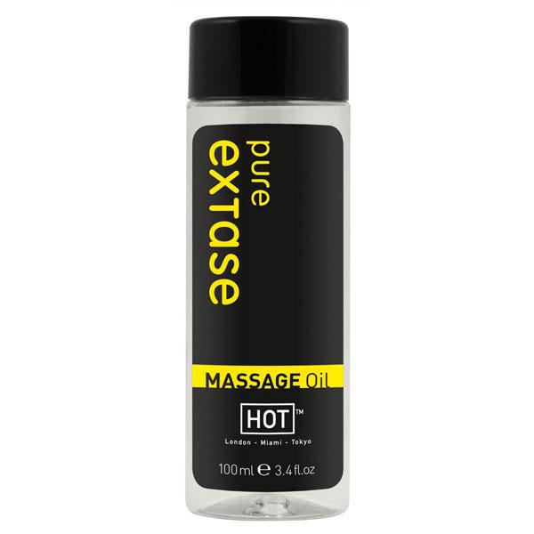 "ht44083 - Массажное масло ""Pure Extase"", 100 ml"