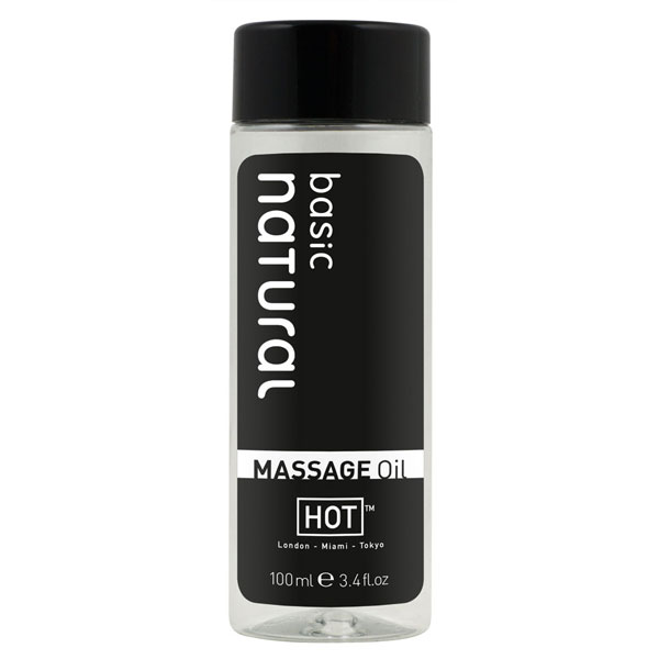 "ht44085 - Массажное масло ""Natural Basic"", 100 ml"