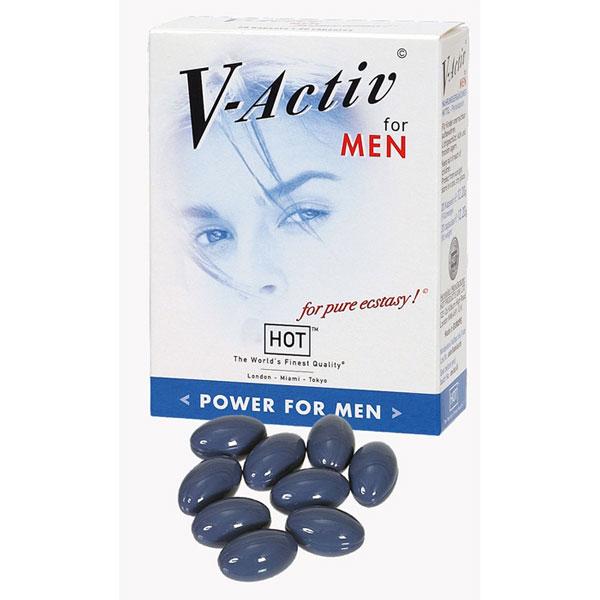 "ht44530.07 - Капсулы для мужчин ""V-Active"", 20 шт."