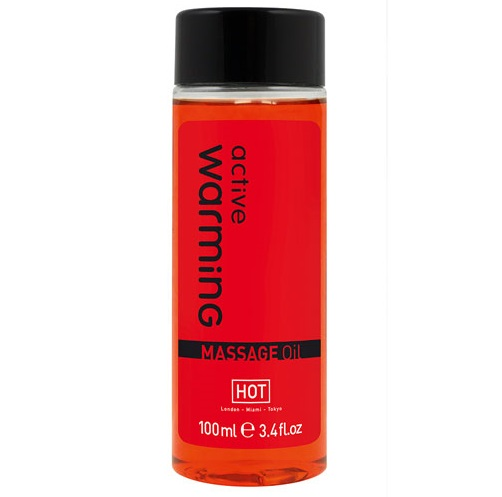 "ht44087 - Массажное масло ""Active Warming"", 100 ml"