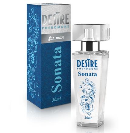 "rp00095 - Духи с феромонами ""Desire Sonata"" мужские, 30 ml"