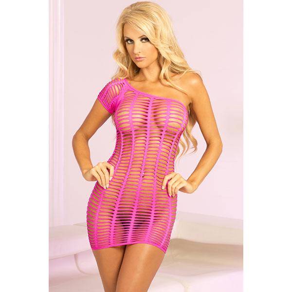 "pl225066PNK - Платье ""Pink Lipstick"""