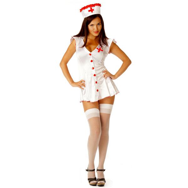 "ki02203SM - Костюм медсестры ""Le Frivole"""