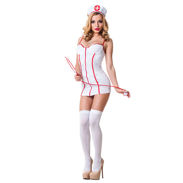 "ki02206SM  - Игровой костюм ""Le Frivole - Медсестричка"""