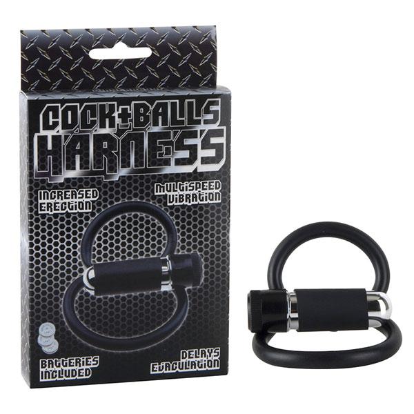 """dd50853 - Эрекционное кольцо """"Cock & Balls Harness"""""""