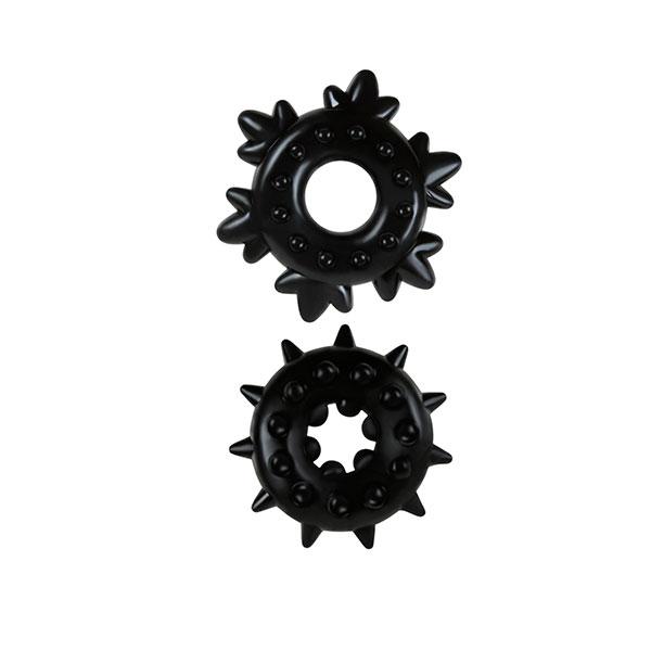 "t280208 - Эрекционное кольцо ""Renegade Spike Rings"""
