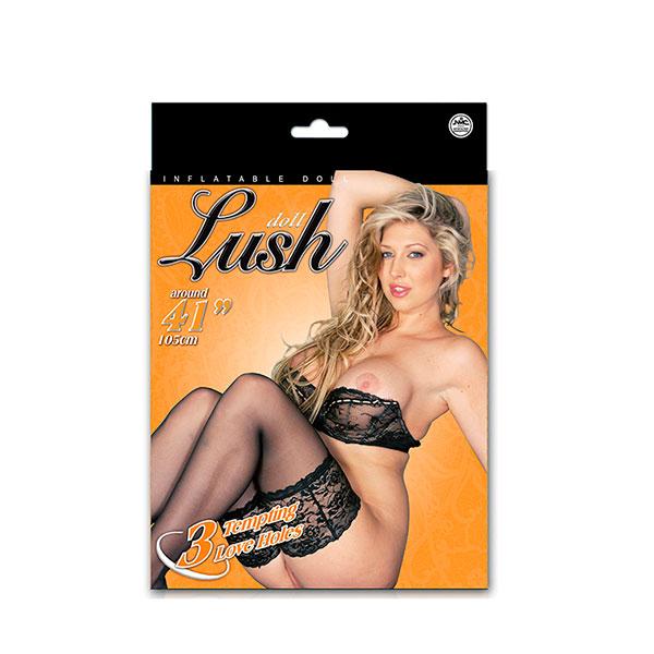 "t120191 - Кукла ""Lush"""
