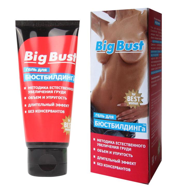 "br16948 - Гель для бюстбилдинга ""Big Bust"", 50 ml"