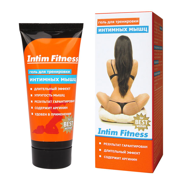 """br12840 - Гель для тренировки мышц """"Intim Fitness"""". 50 ml"""