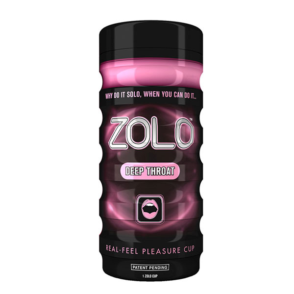 "t670003 - Мастурбатор ""Zolo Deep Throat Cup"""