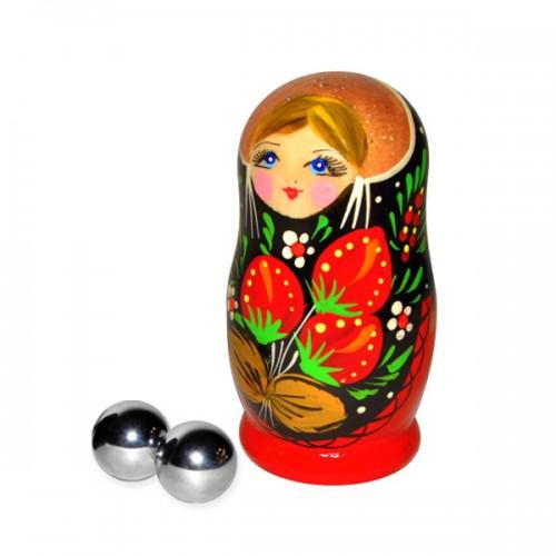 """sk8007 - Вагинальный шарики """"Russian Doll"""""""