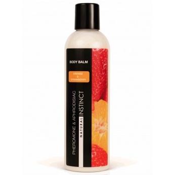 """pp00128 - Бальзам для тела с феромонами """"Natural Instinct - Апельсин"""", 250 ml"""