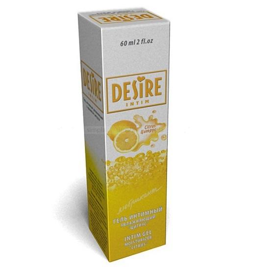 "rp00167 - Любрикант ""Desire Intim - Цитрус"", 60 ml"