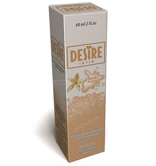 "rp00166 - Любрикант ""Desire Intim - Ваниль"", 60 ml"