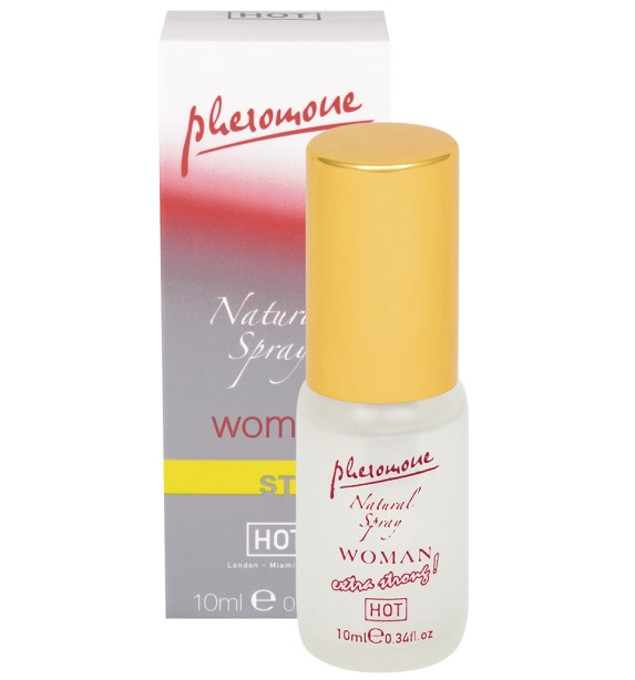 "ht55053 - Духи с феромонами ""Natural Extra Strong for Woman"", 10 ml"
