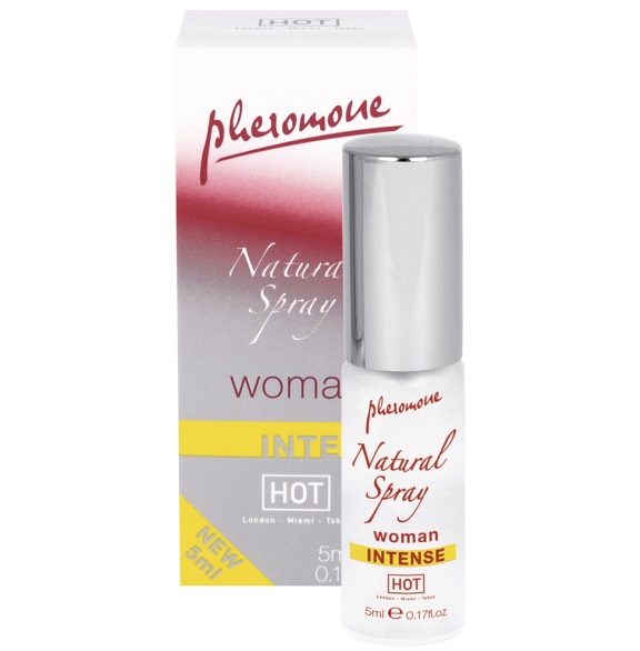 "ht55057 - Духи с феромонами ""Natural Spray Intense for Woman"", 5 ml"