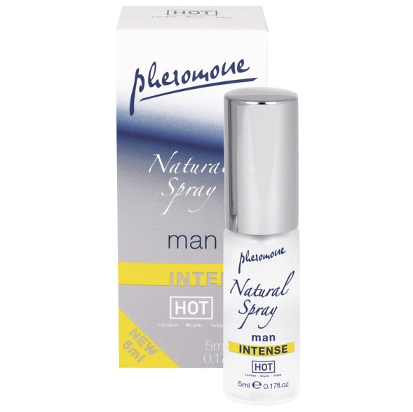 "ht55056 - Духи с феромонами ""Natural Spray Intense for Man"", 5 ml"