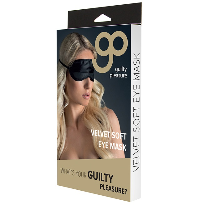 "t520003 - Маска ""GP Velvet Soft Eye Mask"""