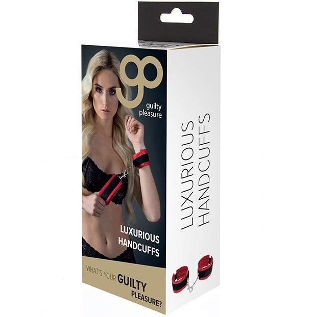 "t520006 - Манжеты на запястья ""GP Luxurious Handcuffs"""
