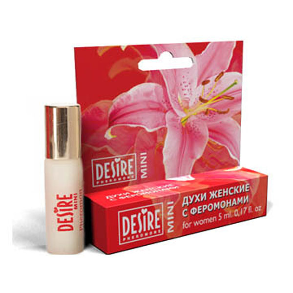 "rp00012-27 - Духи с феромонами ""Desire #15 - Oblique Play (Givenchy)"", 5 ml"