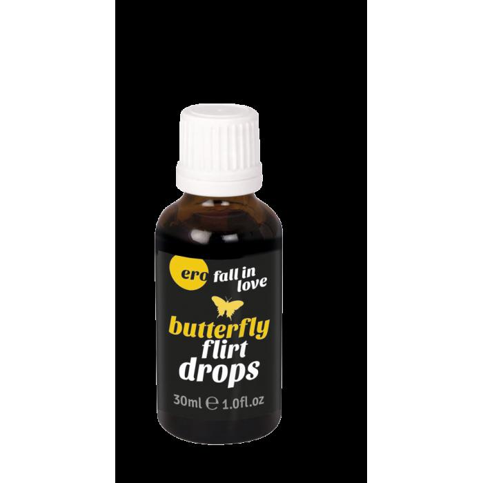 ht77111.07 - БАД «Butterfly Flirt Drops» для мужчин и женщин,  30 ml