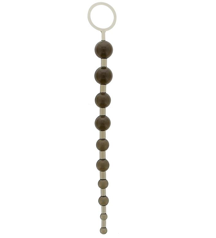 "t110499 - Анальная цепочка ""Black Oriental Butt Beads"""