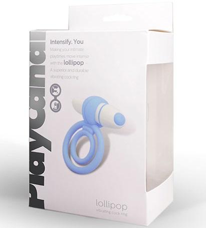 """dd51041 - Эрекционное кольцо """"Play Candi Lollipop"""""""