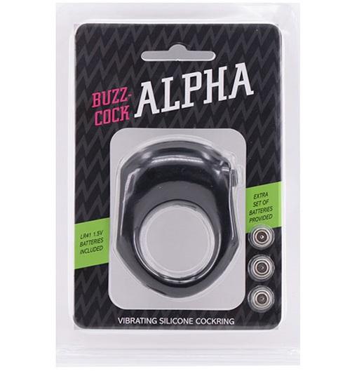 "dd51053 - Эрекционное кольцо ""Buzz Cock Alpha"""