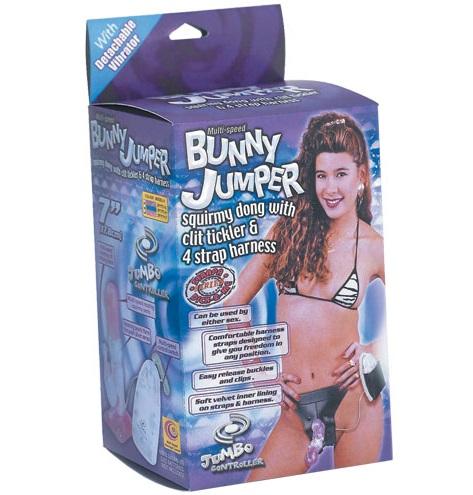 "t110743 - Страпон ""Bunny Jumper"""