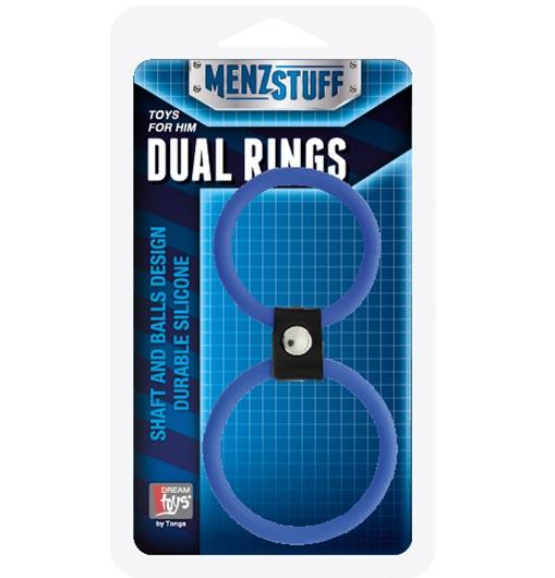 """dd20026 - Эрекционное кольцо """"Dual Rings"""""""