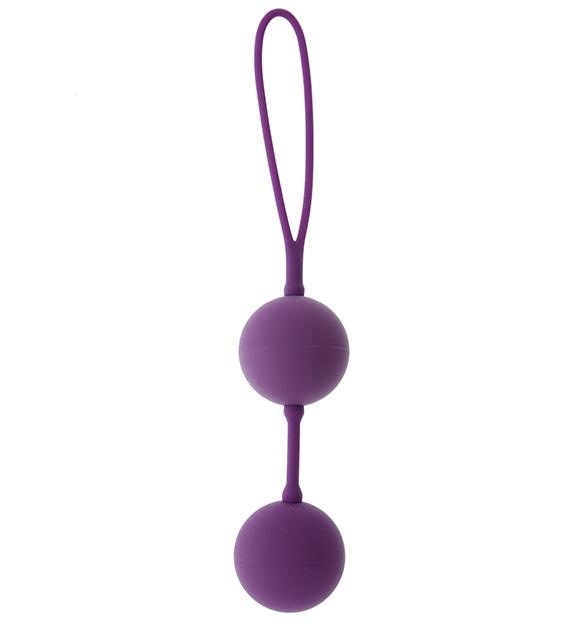 """dd20831 - Вагинальные шарики """"Perfect Balls Purple"""""""