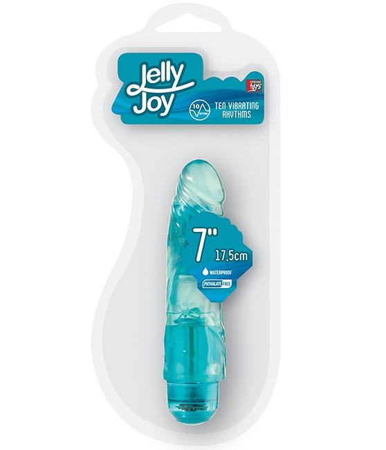 """dd20843 - Вибратор """"Jelly Joy"""""""