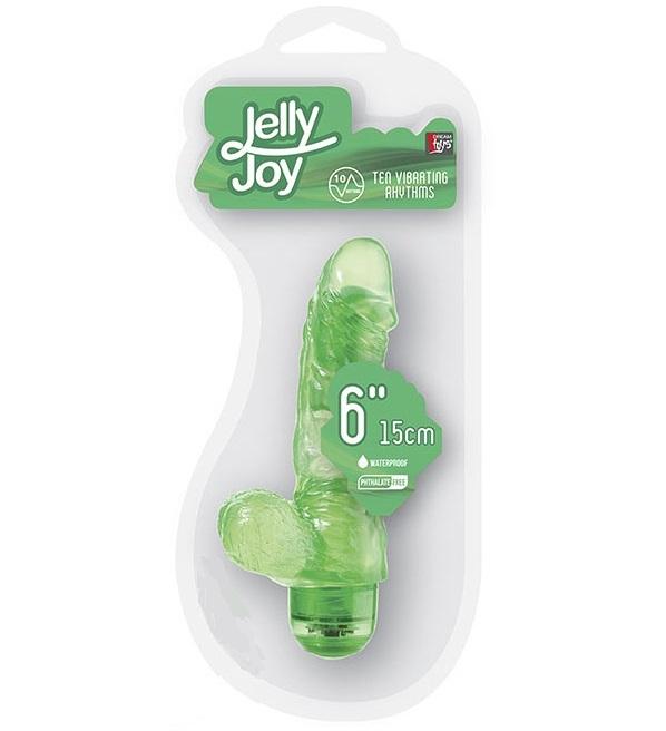 """dd20842 - Вибратор """"Jelly Joy"""""""