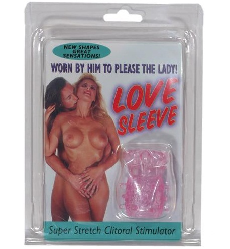 "t170018 - Насадка ""Love Sleeve"""