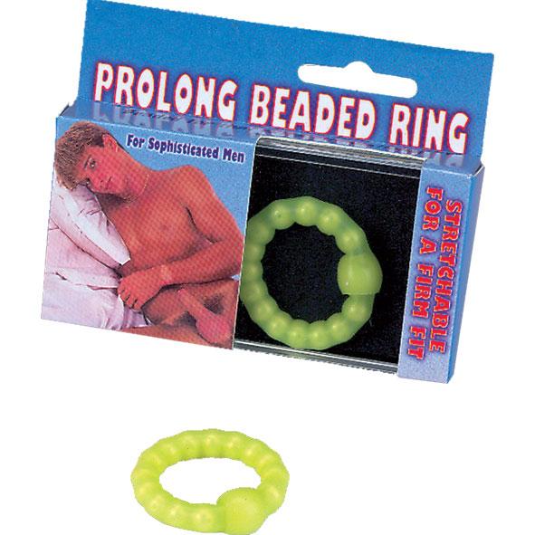 "t170041 - Эрекционное кольцо ""Prolong Beaded Ring"""